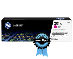 HP 201A Magenta Original LaserJet Toner Cartridge CF403A